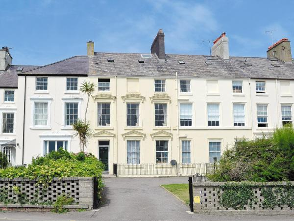 Bank House in Beaumaris, Isle of Anglesey, Wales
