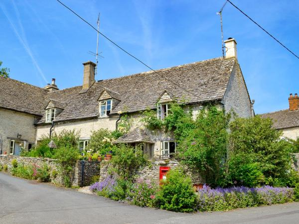 The Old Post Office in Chedworth, Gloucestershire, England