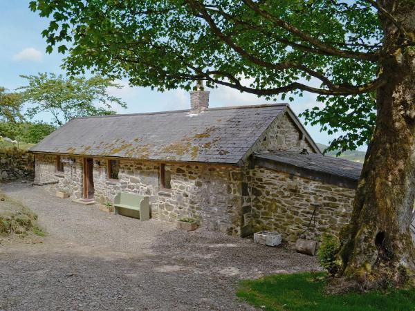 Aelwyd Ucha Lodge in Cwm, Denbighshire, Wales