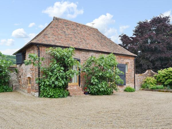 Fig Cottage in Hastingleigh, Kent, England