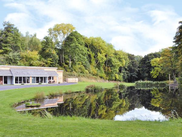 Bramble Lodge in Halkyn, Flintshire, Wales