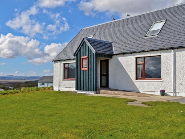 Maligan Cottage in Portree, Highland, Scotland