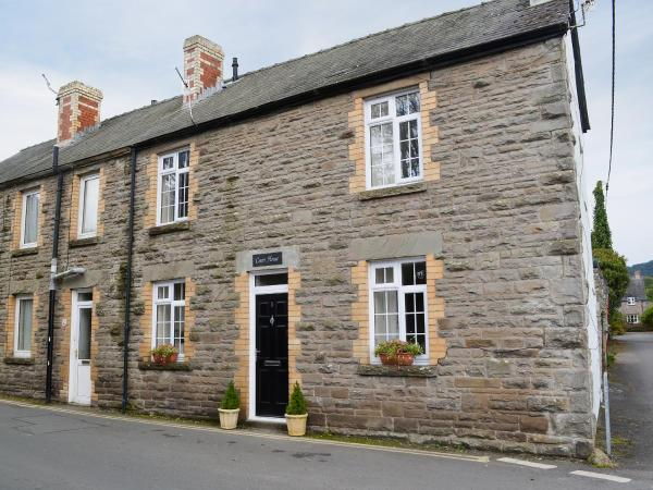 Court House in Hay-on-Wye, Powys, Wales
