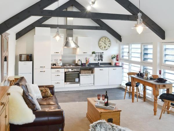The Tannery Loft in Tregoney, Cornwall, England