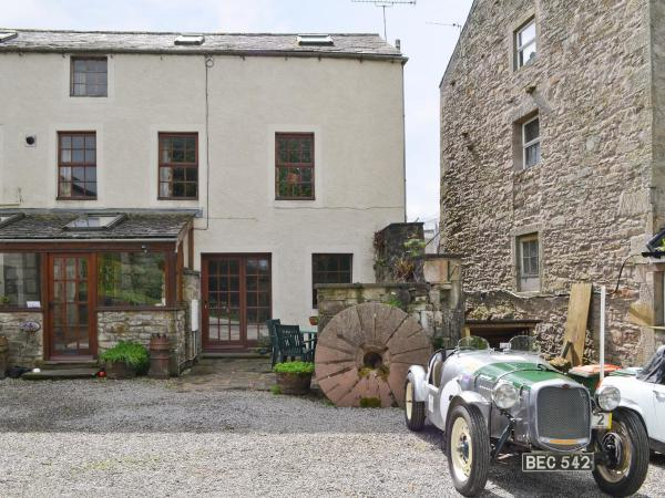 The Corn Mill in Branthwaite, Cumbria, England