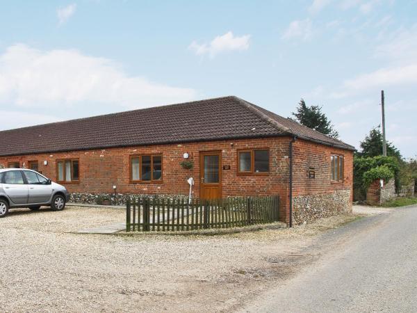 Stable Barn in North Elmham, Norfolk, England