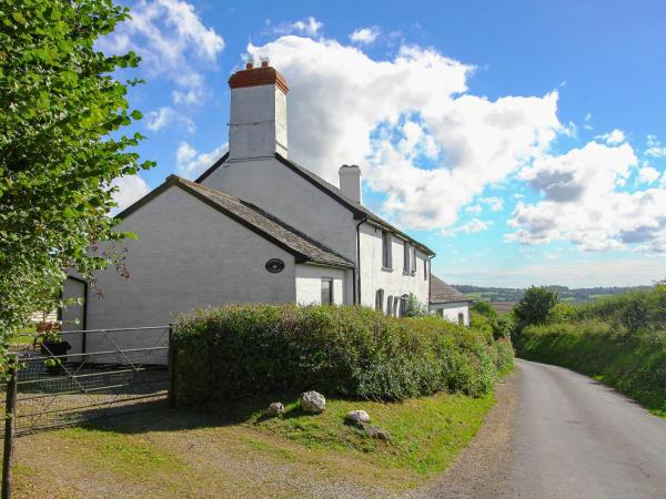 Oddwell Cottage in Brompton Ralph, Somerset, England