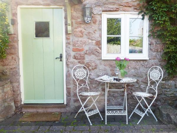 Hollies Cottage in Draycott, Somerset, England