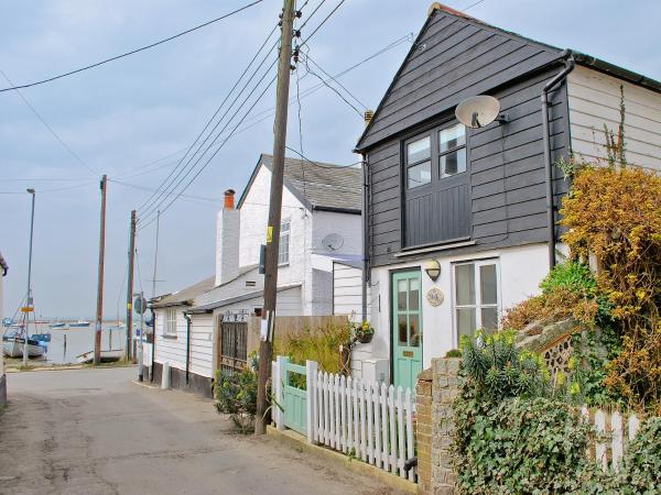 Stoker Loft in West Mersea, Essex, England