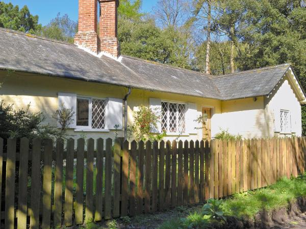 The Cottage in Dunwich, Suffolk, England