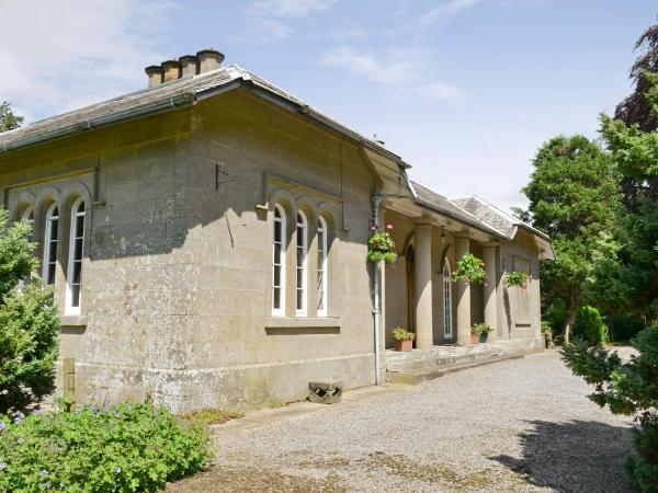 Alstonby Hall in Kirklinton, Cumbria, England