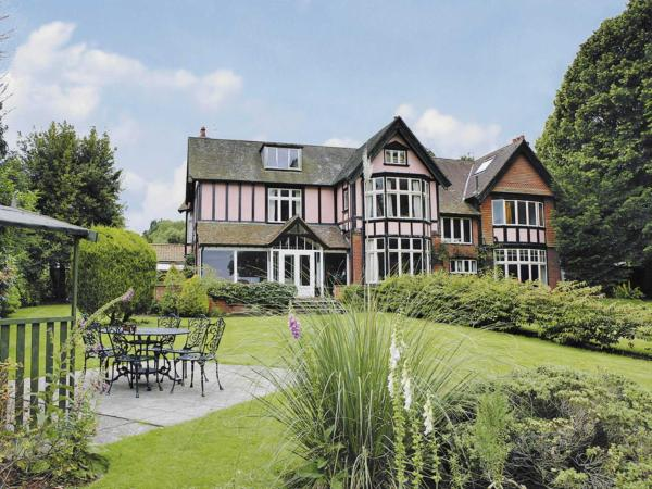 Barton House in Wroxham, Norfolk, England