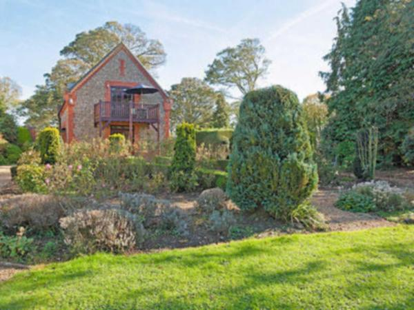 The Coach House in East Rudham, Norfolk, England