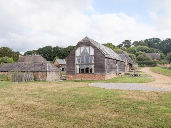 Hyde Barn in Godshill, Hampshire, England