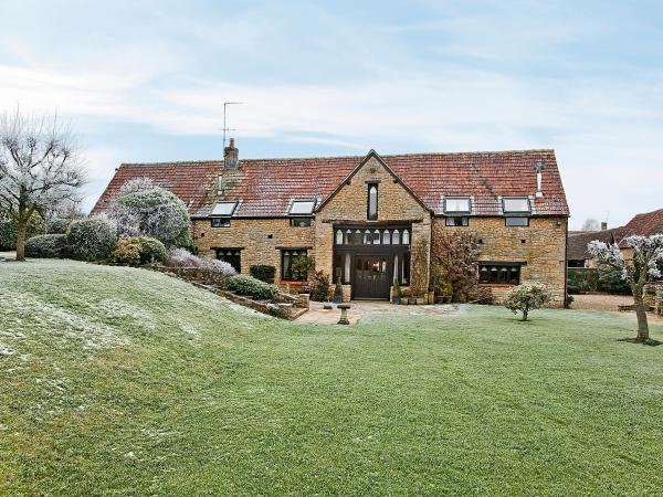 Higher Farm Barn in Sherborne, Dorset, England