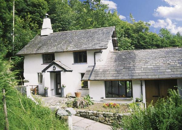 Duddon Bank Cottage in Broughton in Furness, Cumbria, England