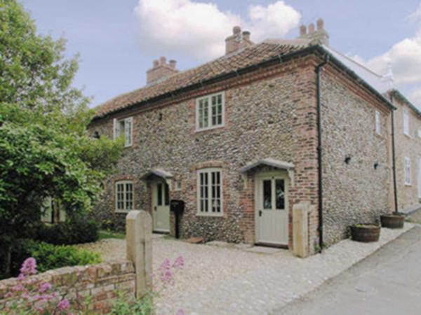 Fishermans Cottage in Wells next the Sea, Norfolk, England
