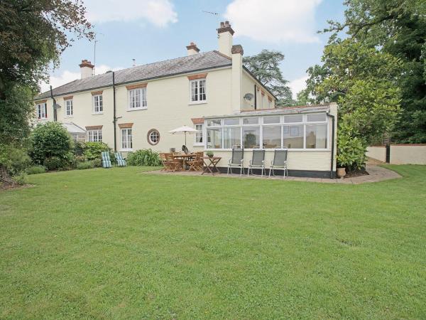 Ashwood Manor in Gayton, Norfolk, England