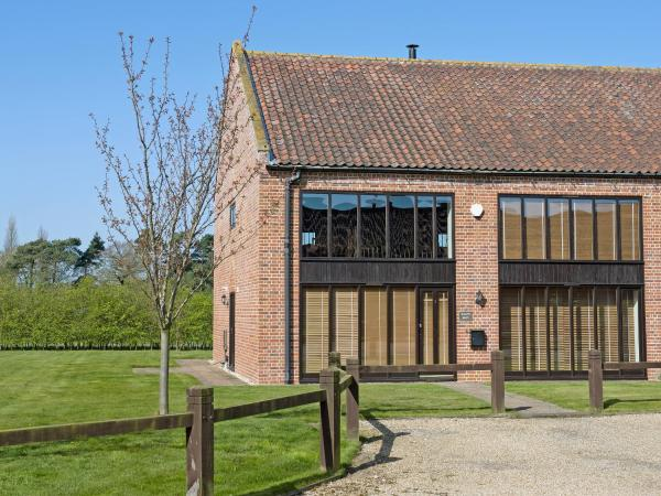 Willow Barn in Sculthorpe, Norfolk, England