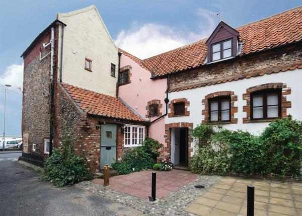 Fisherman'S Cottage in Wells next the Sea, Norfolk, England