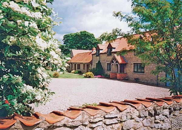 Manor Farm Cottage in Allerston, North Yorkshire, England