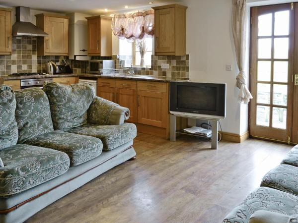 Meadow Lodge in Langrigg, Cumbria, England