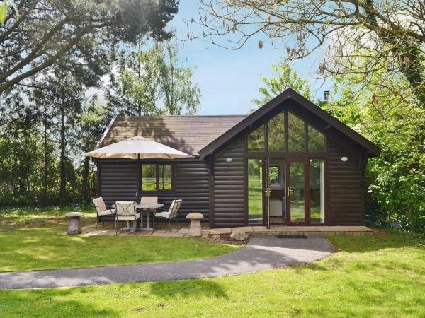 Strawberry Lodge in Cheddar, Somerset, England