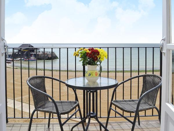Sea View in Broadstairs, Kent, England