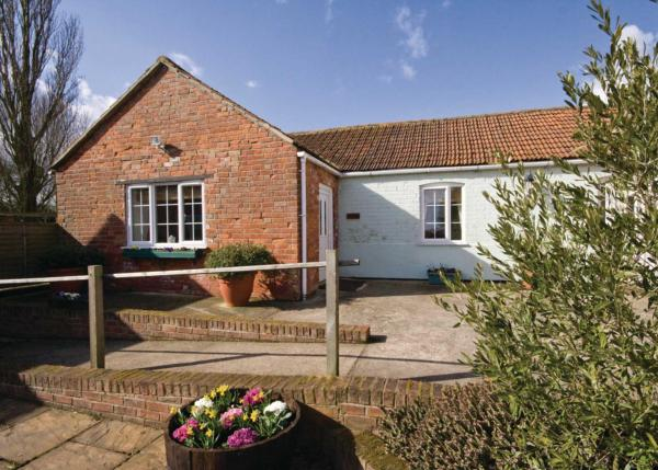 Mallard Cottage in Leverton, Lincolnshire, England