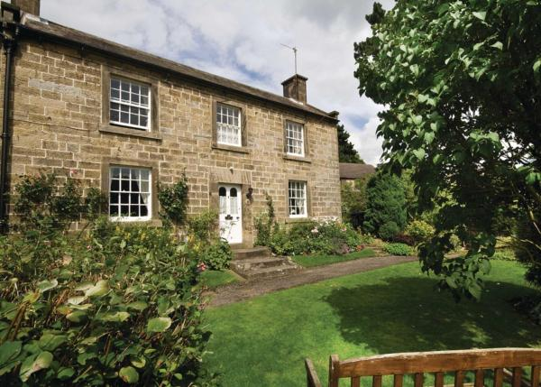 Linden Cottage in Matlock, Derbyshire, England