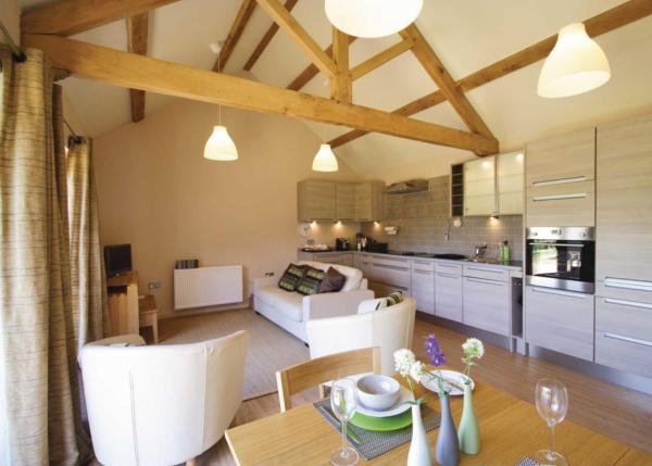 Bay Tree Lodge in Saxmundham, Suffolk, England
