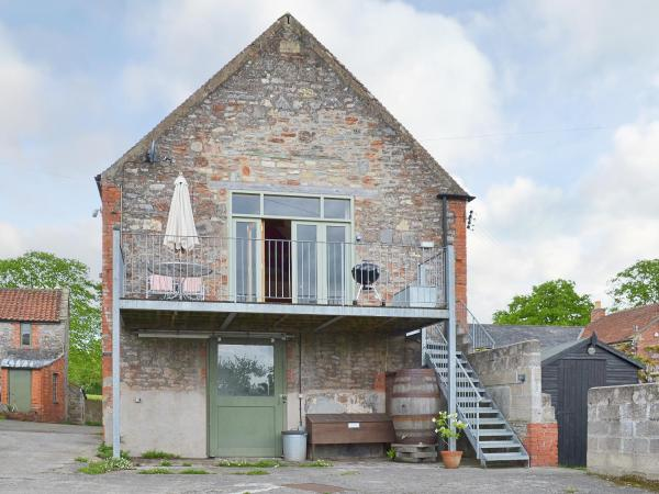 Little Burcott Loft in Wookey, Somerset, England