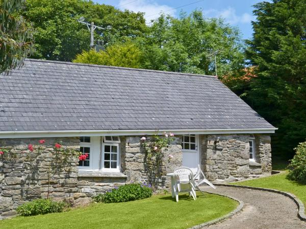 Grooms Cottage in Camelford, Cornwall, England