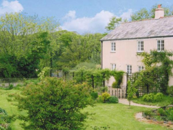 Treforda Cottage in Jacobstow, Cornwall, England