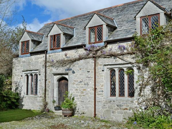 The Manor Wing in Par, Cornwall, England