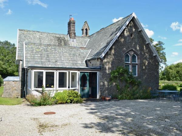 Barton School House in Pooley Bridge, Cumbria, England