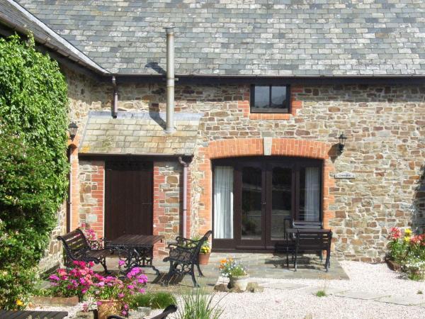 Clematis Cottage in Hartland, Devon, England