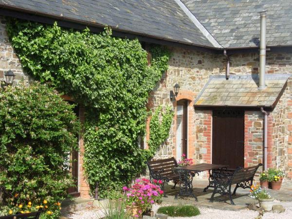 Ivy Cottage in Hartland, Devon, England