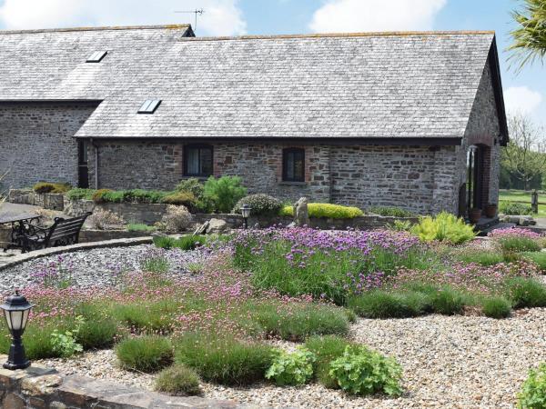 Jasmine Cottage in Hartland, Devon, England