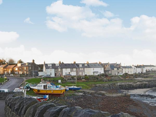 Port Hole in Craster, Northumberland, England
