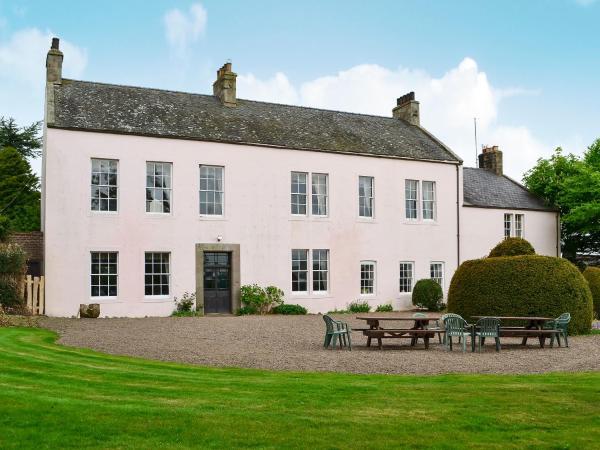Akeld Manor House in Wooler, Northumberland, England