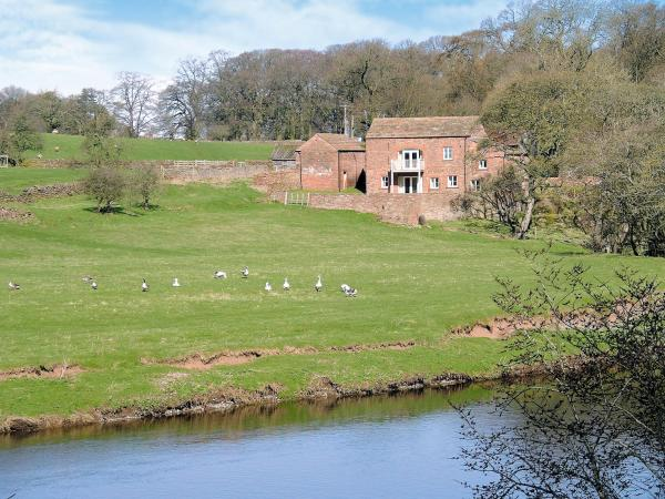 Crakeld Holm in Lazonby, Cumbria, England