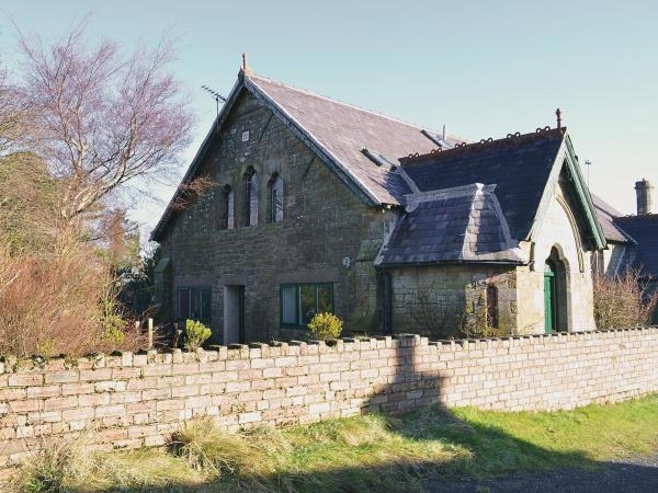 Old Chapel Cottage in Gilsland, Cumbria, England