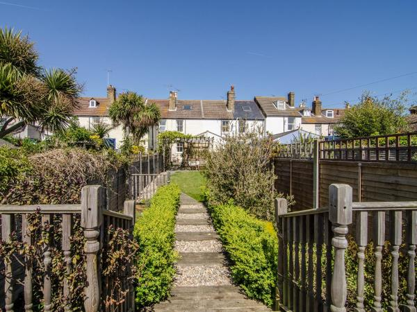 Butterfly Cottage in Whitstable, Kent, England