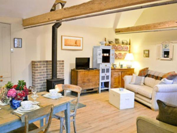 Ox Lodge Barn in Burwash, East Sussex, England