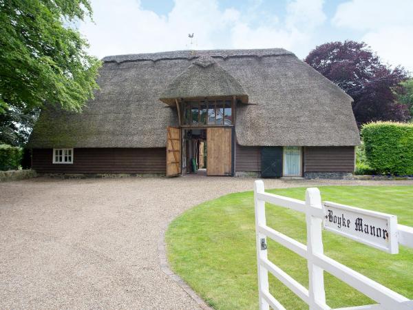 Blackbird Cottage in Elham, Kent, England