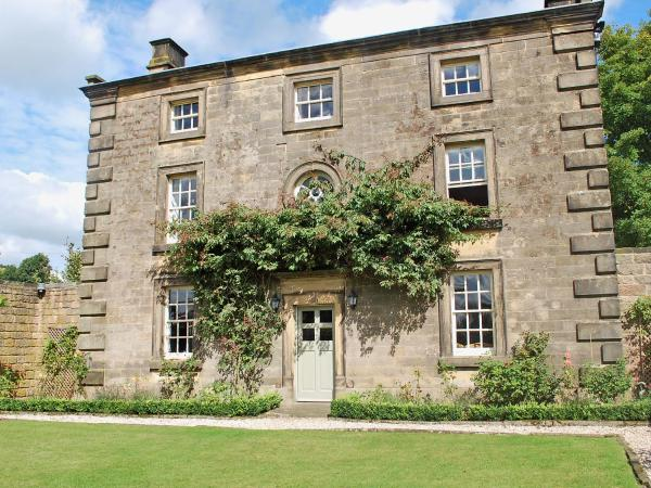 Bradley Hall in Great Rowsley, Derbyshire, England