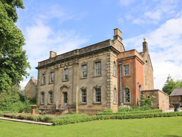 Lea Hall in Matlock, Derbyshire, England