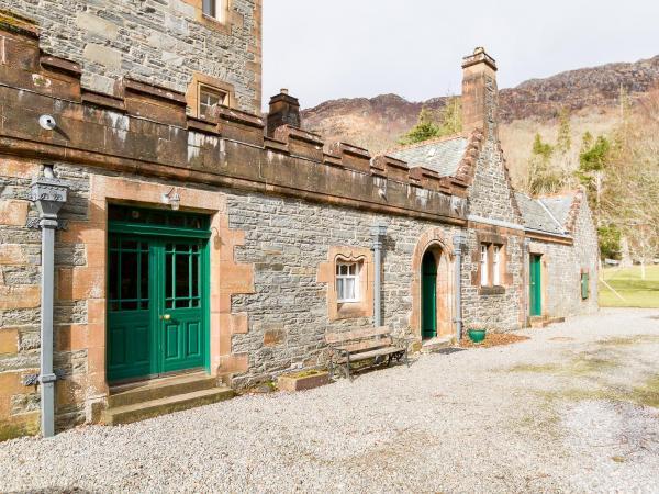 Leiper House in Acharacle, Highland, Scotland