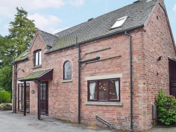 The Coach House in Swanwick, Derbyshire, England